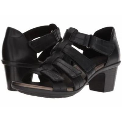 Aravon アラヴォン レディース 女性用 シューズ 靴 ヒール Medici II Gladiator Black【送料無料】