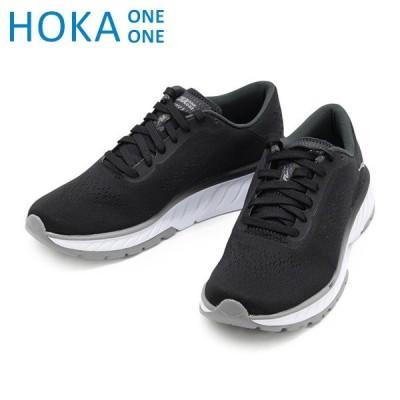 ホカオネオネ カーブ スニーカー W CAVU 2 1099724/BWHT HOKA ONE ONE レディース ランニング シューズ 靴