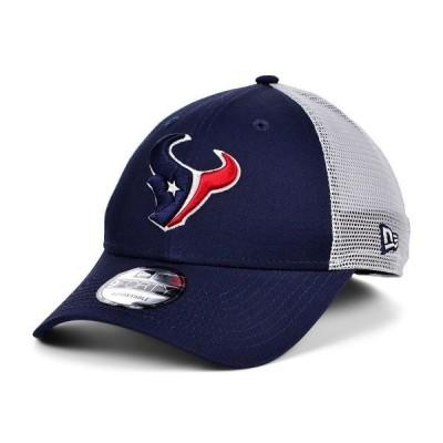 ニューエラ 帽子 アクセサリー レディース Houston Texans Team Trucker 9FORTY Cap Navy