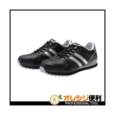 SIMON シモン 耐滑プロテクティブスニーカー NS811 27.0cm ブラック/シルバー NS811BSV-27.0 【837-0227】