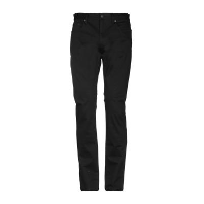 VINCE. パンツ ブラック 38 コットン 95% / ポリウレタン 5% パンツ