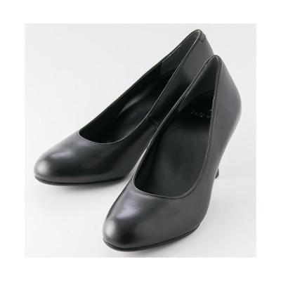 レディワーカー Lady worker  婦人靴 レディース ハイヒール パンプス フォーマル 冠婚葬祭 2E LO-33910 ブラック22.0cm-25.0cm