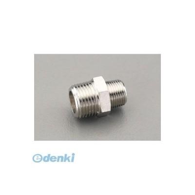エスコ EA141CD-112 R 1/8xR 1/4 異径ニップル(真鍮製) EA141CD112【キャンセル不可】
