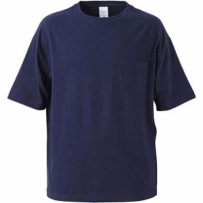 5.6オンス ビッグシルエットTシャツ【UnitedAthle】ユナイテッドアスレカジュアルハンソデTシャツ(500801-86)