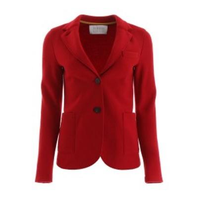 HARRIS WHARF LONDON/ハリスワーフロンドン ジャケット COLLEGE RED Harris wharf london single-breasted jacket レディース A2220MLL i