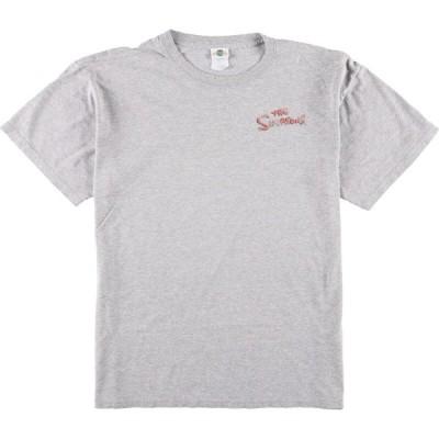 THE SIMPSONS シンプソンズ Tシャツ メンズL /eaa071612