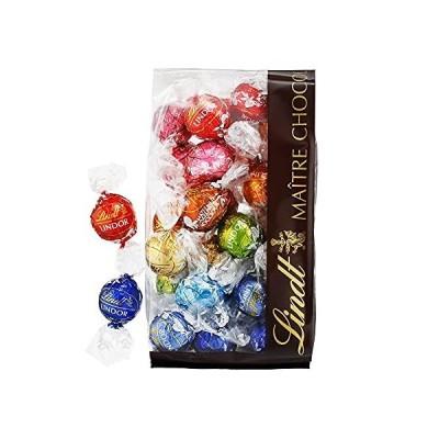 【公式】リンツ (Lindt) チョコレート リンドール 10種類アソート 詰め合わせ [人気の定番フレーバー] 個包装 30?