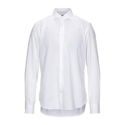 LIBERTY ROSE シャツ ホワイト 38 コットン 100% シャツ