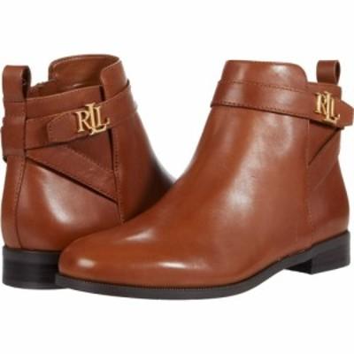 ラルフ ローレン LAUREN Ralph Lauren レディース ブーツ シューズ・靴 Bonne Deep Saddle Tan