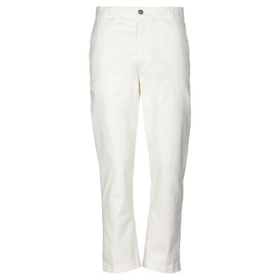 トゥルーニューヨーク TRUE NYC® パンツ ホワイト 29 コットン 97% / ポリウレタン 3% パンツ