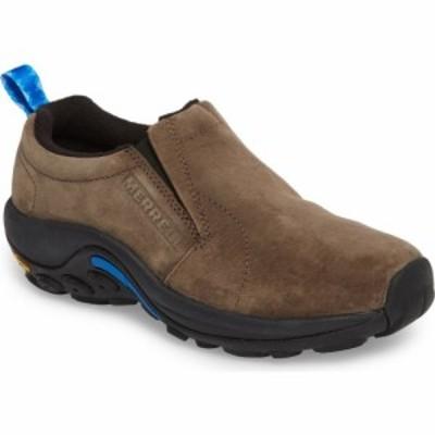 メレル MERRELL レディース スニーカー シューズ・靴 Jungle Moc Ice Waterproof Sneaker Gun Smoke Leather