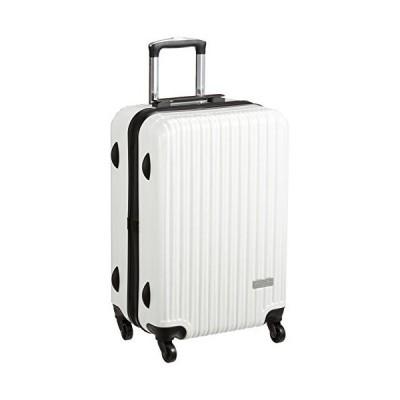 スーツケース等 50L 61 cm 3.6kg DC-0745-55 ホワイトヘアーライン