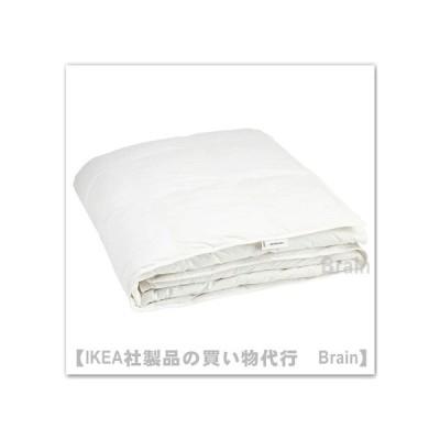 IKEA/イケア FJALLBRACKA 掛けふとん/厚手200×200cm ダウン&フェザー