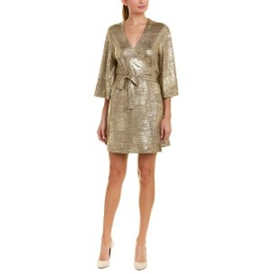 ジュリーブラウン レディース ワンピース トップス Julie Brown Wrap Dress -