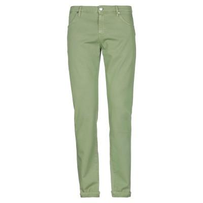 PT Torino パンツ グリーン 32 コットン 98% / ポリウレタン 2% パンツ