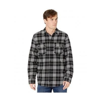 Volcom Snow ヴォルコム メンズ 男性用 ファッション ボタンシャツ Sherpa Flannel Jacket - Black