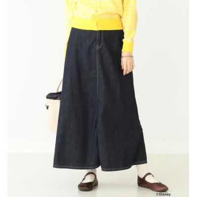 【ビームス ウィメン/BEAMS WOMEN】 BEAMS BOY / デニム 5ポケット マキシスカート