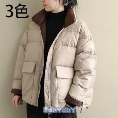 中綿コート レディース 40代 30代 ショート丈 軽い 冬服 厚手 アウター ダウン風コート 中綿ジャケット パーカー  暖かい 大きいサイズ スリム 防寒