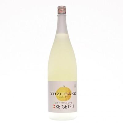 桂月 YuzuSake ゆず酒1800ml