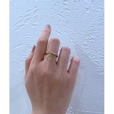 mystic / [eau un bijou] hoof (ring) WOMEN アクセサリー > リング