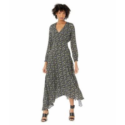 ポールスミス ワンピース トップス レディース Ditsy Floral Print Dress Black