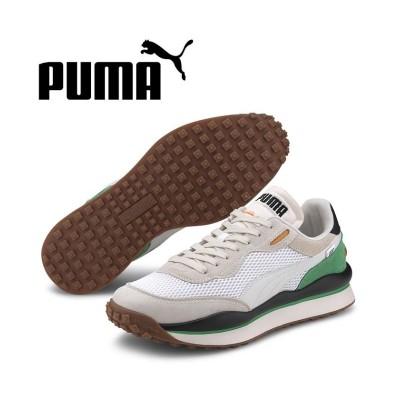 【スニークオンラインショップ】 プーマ PUMA スタイル ライダー スニーカー メンズ STYLE RIDER STREAM ON ホワイト 白 37152702 メンズ その他 US8.5-26.5 SNEAK ONLINE SHOP