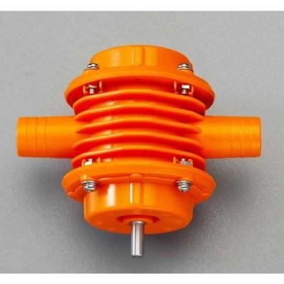 エスコ ESCO ロータリーポンプ・電気ドリル用(19mmホース) EA345AA-10 [I040201]
