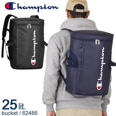 チャンピオン リュック リュックサック ボックス型 25リットル Champion バケット 62486