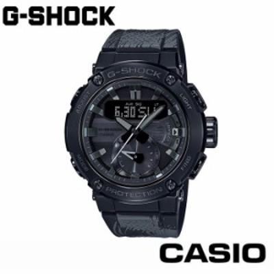 CASIO カシオ G-SHOCK G-ショック Gスチール 限定 Formless太極 ブラック GST-B200TJ-1AJR CASIO G-STEEL Bluetooth搭載【正規販売店】