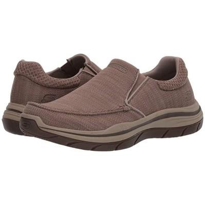 スケッチャーズ Relaxed Fit Expected 2.0 - Andro メンズ スニーカー 靴 シューズ Taupe