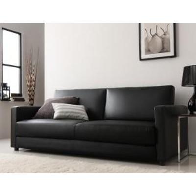 ソファ ソファベッド ふたり寝られるモダンデザインソファベッド Perwez ペルヴェ 3P  ソファベット 送料無料