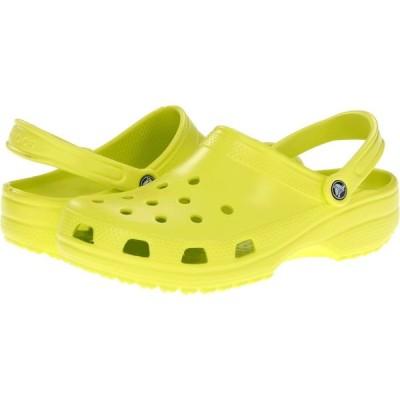 クロックス Crocs レディース クロッグ シューズ・靴 Classic Clog Citrus 1