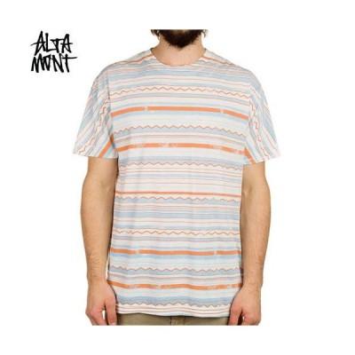 オルタモント ALTAMONT スケボー Tシャツ MESCALINE TEE クリーム NO36