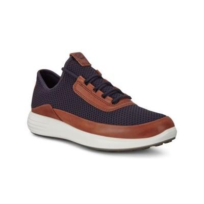 エコー メンズ スニーカー シューズ Men's Soft 7 Runner Summer Sneaker