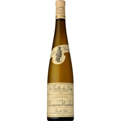 ゲヴュルツトラミネール レ トレイユ デュ ルー 2019 ドメーヌ ヴァインバック 750ml 白ワイン フランス アルザス