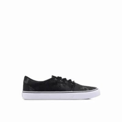 ディーシー スニーカー Trase TX SE Shoes Camo Black