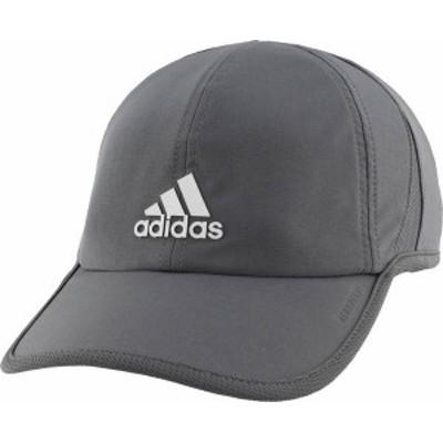 アディダス メンズ 帽子 アクセサリー adidas Men's SuperLite Hat Grey/Silver