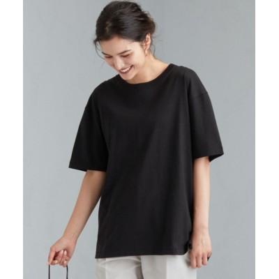 (green label relaxing/グリーンレーベルリラクシング)[ Livelihood (ライブリフッド) ] SC Utili Tシャツ/レディース BLACK