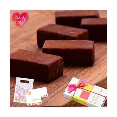 母の日ギフト 御礼 お配り プレゼント / 生 チョコレート 20ピース / (生チョコ20ピース)