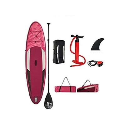 """特別価格HSTFR Stand up Paddle Boards Surfboard - Inflatable 10'2""""×31""""×4.7"""" Standing好評販売中"""