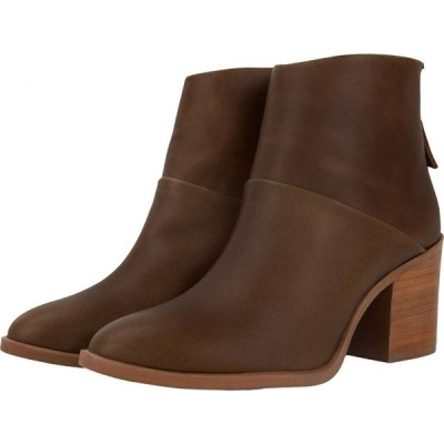 Nisolo レディース ブーツ シューズ・靴 Dari Boot Brown