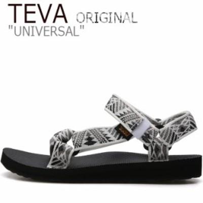 テバ ユニバーサル サンダル TEVA オリジナル ユニバーサル ORIGINAL UNIVERSAL BOOMERANG WHITE ホワイト 1003987-BWGR シューズ
