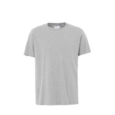 COLORFUL STANDARD T シャツ グレー M オーガニックコットン 100% T シャツ