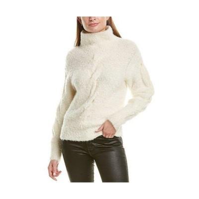 レディース ファッション  Theory Turtleneck Mohair & Wool-Blend Sweater