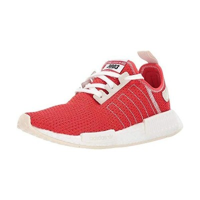 adidas Originals mens Nmd_r1 Running Shoe, Active Red/Active Red/Ecru Tint, 8.5 US