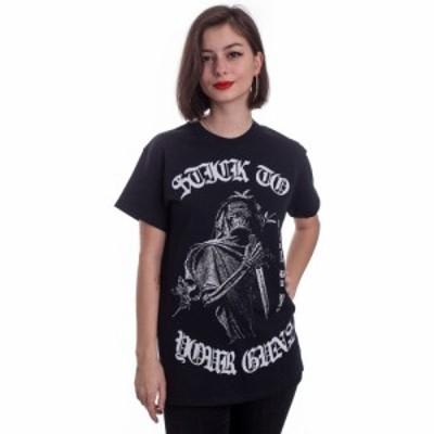 インペリコン Impericon レディース Tシャツ トップス - Doomed By You - T-Shirt black