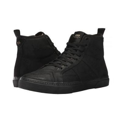 Globe グローブ メンズ 男性用 シューズ 靴 スニーカー 運動靴 Los Angered II - Black/Black