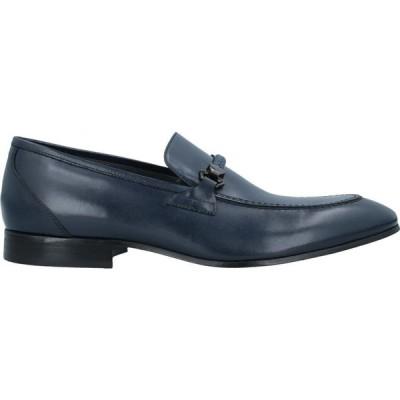 ジョバンニ コンティ GIOVANNI CONTI メンズ ローファー シューズ・靴 loafers Dark blue
