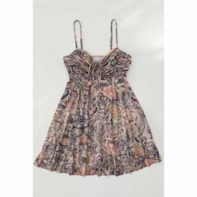 アーバンアウトフィッターズ Urban Outfitters レディース ワンピース ミニ丈 ワンピース・ドレス UO Dasha Ruched Bodice Mini Dress Mu