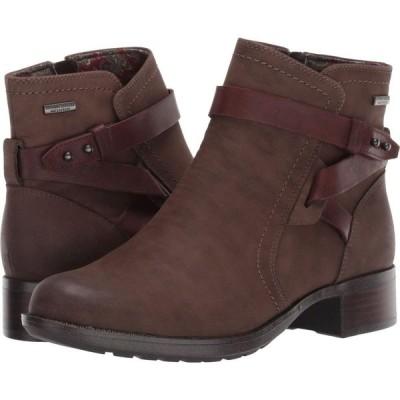 ロックポート Rockport レディース ブーツ シューズ・靴 Copley Strap Waterproof Boot Stone
